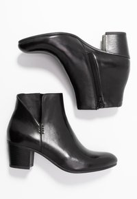Anna Field - LEATHER BOOTIES - Ankle boots - black - 3