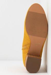 Anna Field - Kotníkové boty - yellow - 6