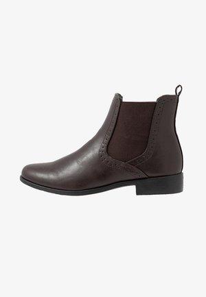 Kotníková obuv - brown