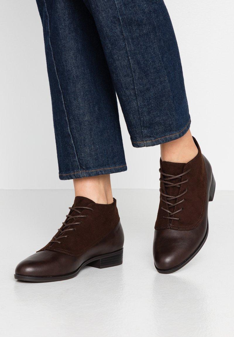 Anna Field - Kotníková obuv - brown