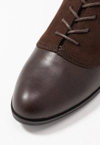 Anna Field - Kotníková obuv - brown - 2