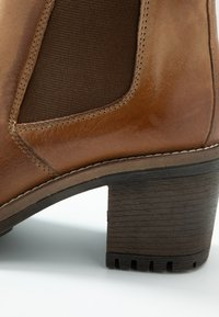 Anna Field - LEATHER BOOTIES - Ankle Boot - cognac - 2