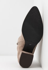 Anna Field - LEATHER BOOTIES - Ankle boots - beige - 6