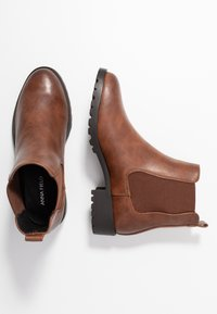 Anna Field - Classic ankle boots - cognac - 3