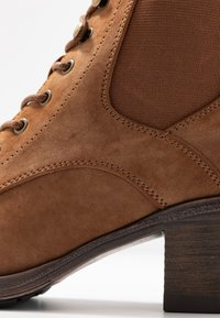 Anna Field - Boots à talons - cognac - 2