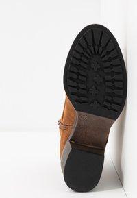 Anna Field - Boots à talons - cognac - 6