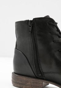 Anna Field - LEATHER BOOTIES - Ankle boots - black - 2