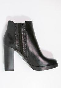Anna Field - Kotníková obuv na vysokém podpatku - black - 1