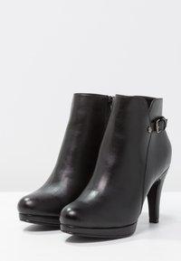 Anna Field - Højhælede støvletter - black - 3