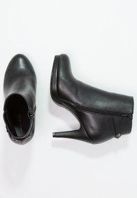 Anna Field - Ankelboots med høye hæler - black - 2