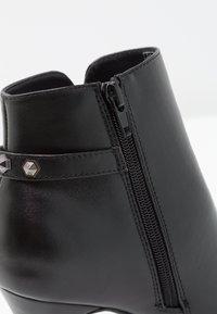 Anna Field - Højhælede støvletter - black - 6