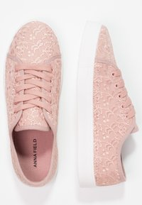 Anna Field - Sneakers basse - rose - 2