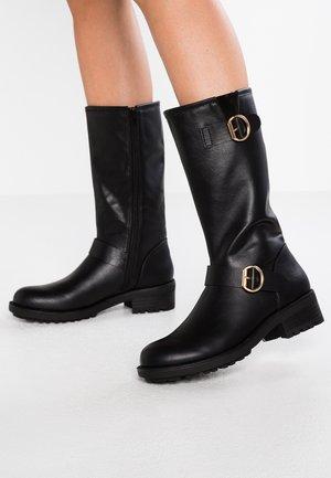 Cowboystøvler - black