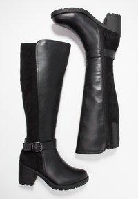 Anna Field - Zimní obuv - black - 3