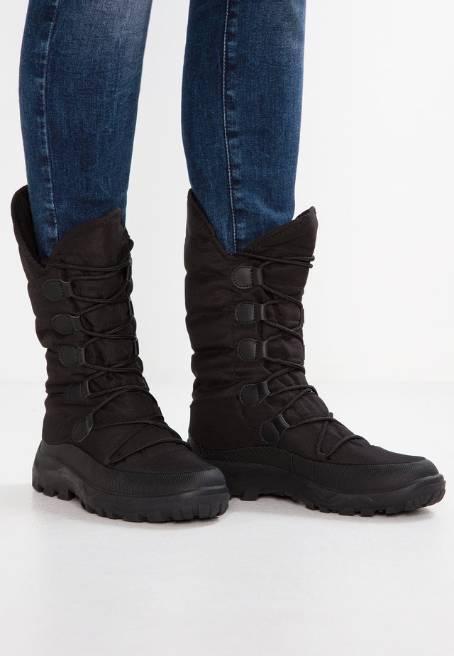 Snowboot/Winterstiefel - black