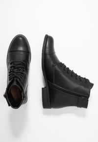 Anna Field - Lace-up ankle boots - black - 3
