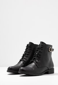 Anna Field - Lace-up ankle boots - black - 4