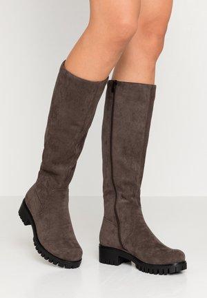 Vysoká obuv - grey