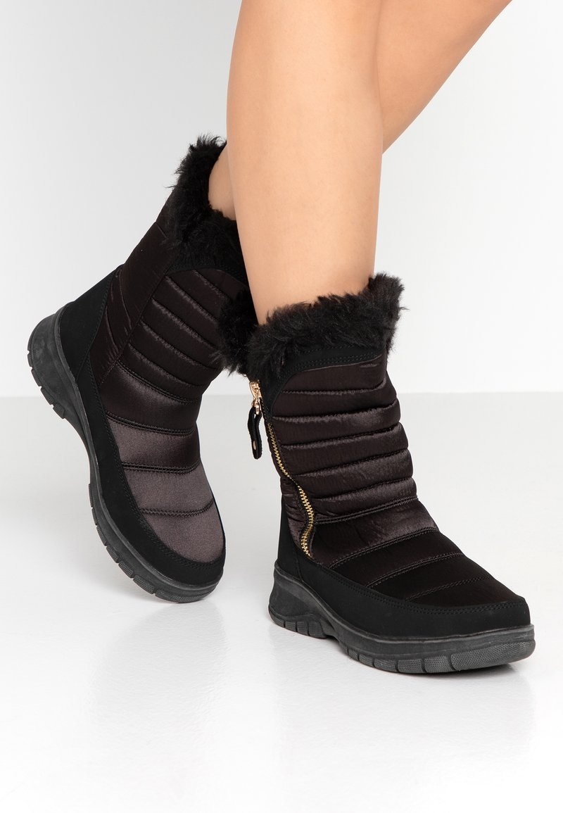 Anna Field - Stivali da neve  - black