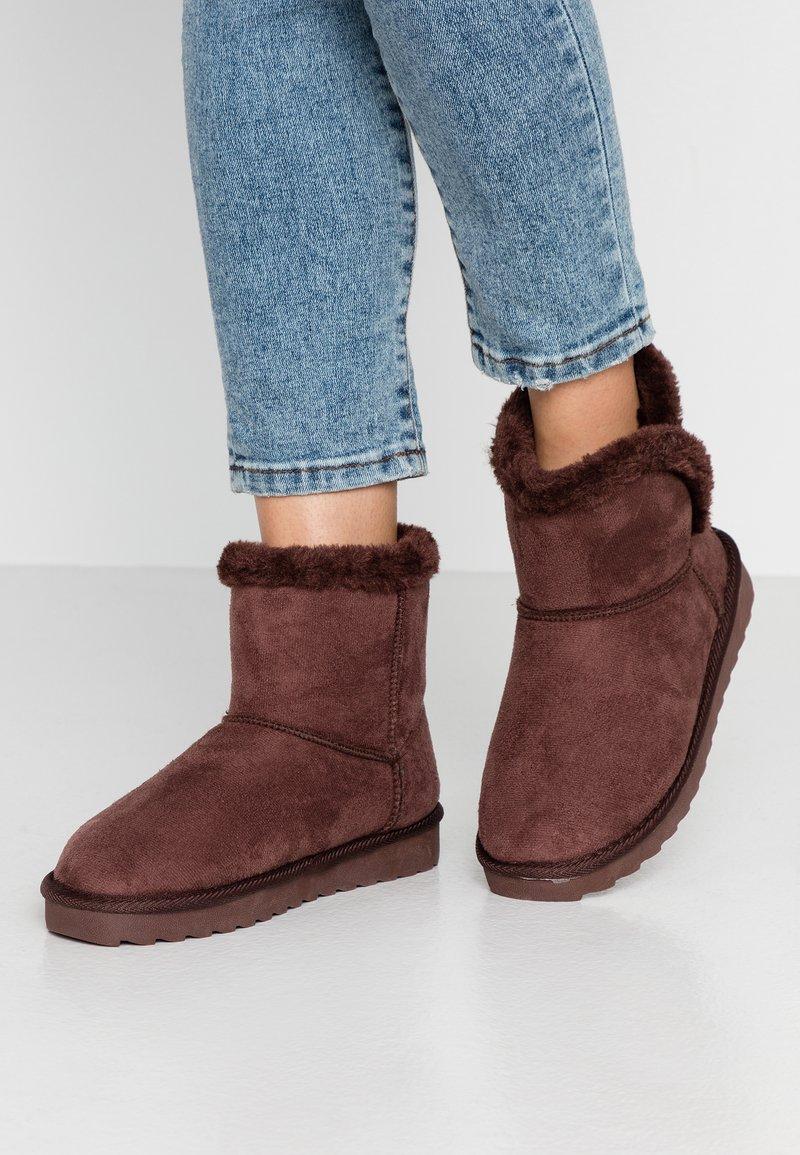 Anna Field - Kotníkové boty - brown