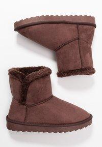 Anna Field - Kotníkové boty - brown - 3