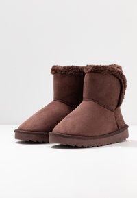 Anna Field - Kotníkové boty - brown - 4