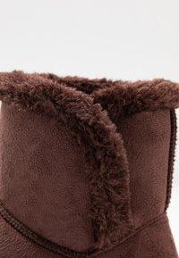 Anna Field - Kotníkové boty - brown - 2