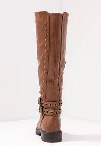 Anna Field - Kovbojské/motorkářské boty - brown - 5