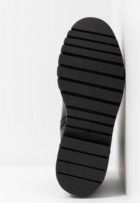 Anna Field - Šněrovací kotníkové boty - black - 6
