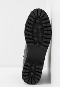 Anna Field - Šněrovací kotníkové boty - grey - 6