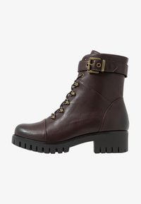 Anna Field - Lace-up ankle boots - brown - 1