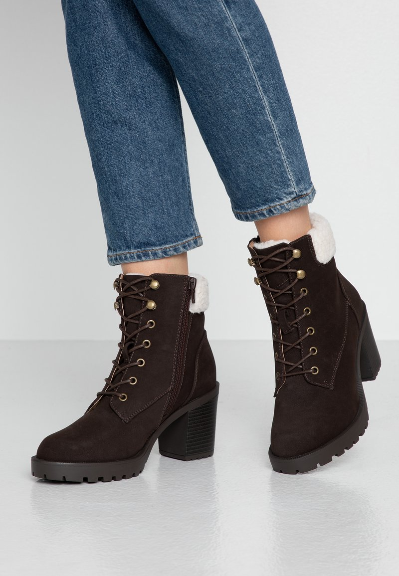 Anna Field - Winter boots - brown