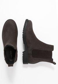 Anna Field - Zimní obuv - dark brown - 3
