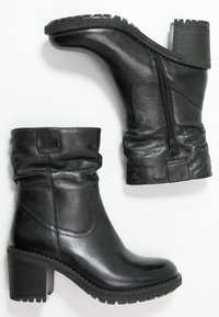 Anna Field - LEATHER WINTER BOOTIES - Winter boots - black - 3
