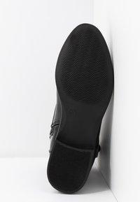 Anna Field - Bottines à lacets - black - 6