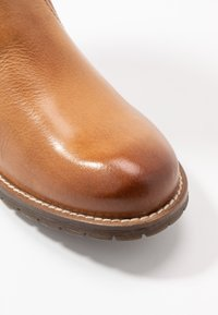 Anna Field - LEATHER WINTER BOOTIES - Classic ankle boots - cognac - 2
