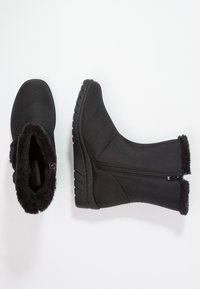 Anna Field - Wedge Ankle Boots - black - 2