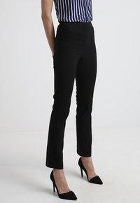 Anna Field - Trousers - black - 0