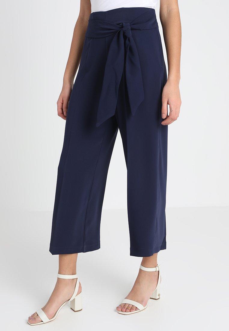 Anna Field - Trousers - dark blue