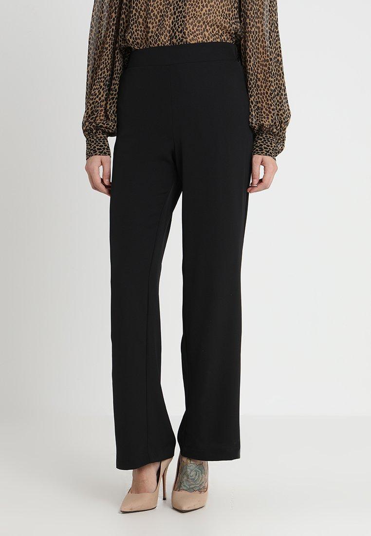 Anna Field - Spodnie materiałowe - black