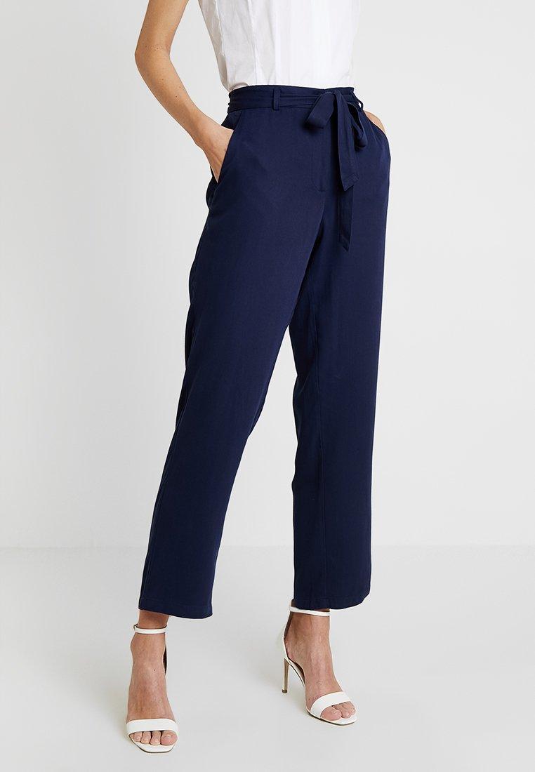 Anna Field - Pantalones - maritime blue