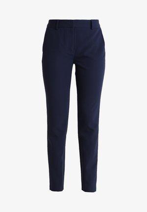 Pantalon classique - maritime blue