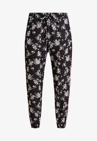 Anna Field - Trousers -  black/red/white - 4