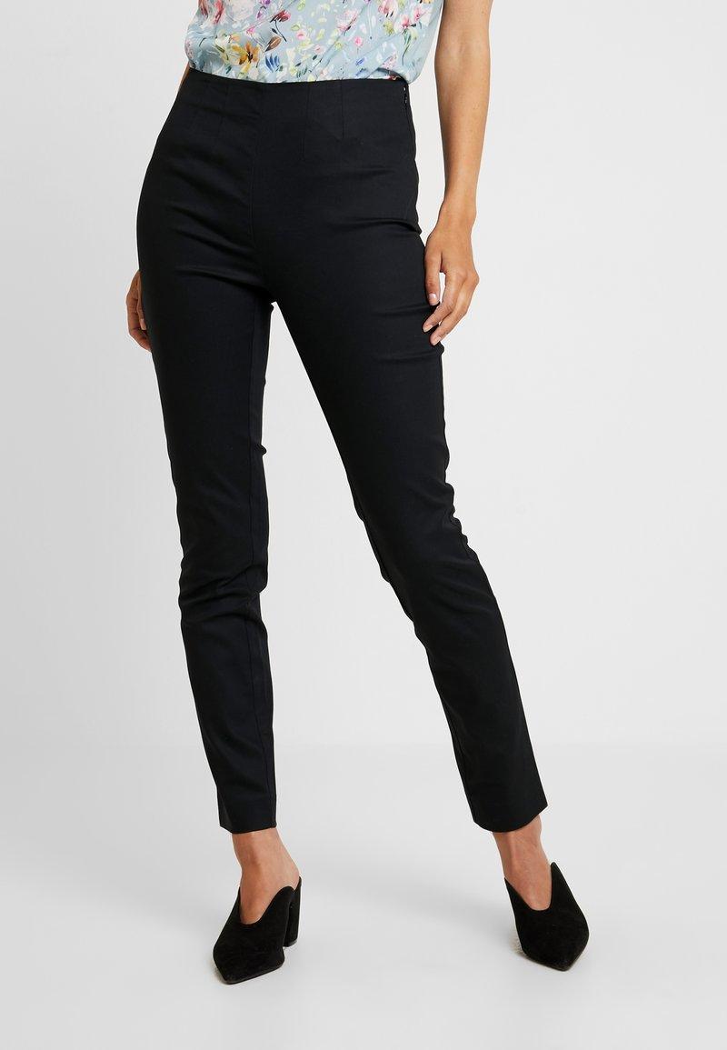 Anna Field - Trousers - black