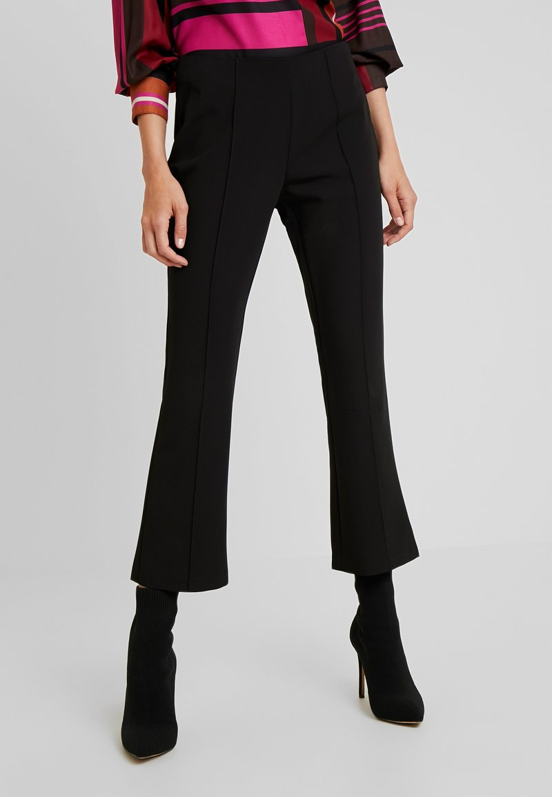 Anna Field - Trousers - black