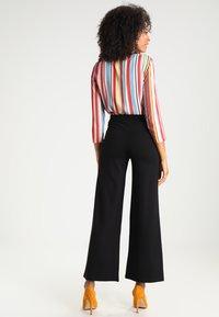 Anna Field - Spodnie materiałowe - black - 3