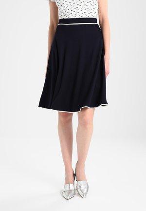 Áčková sukně -  dark blue
