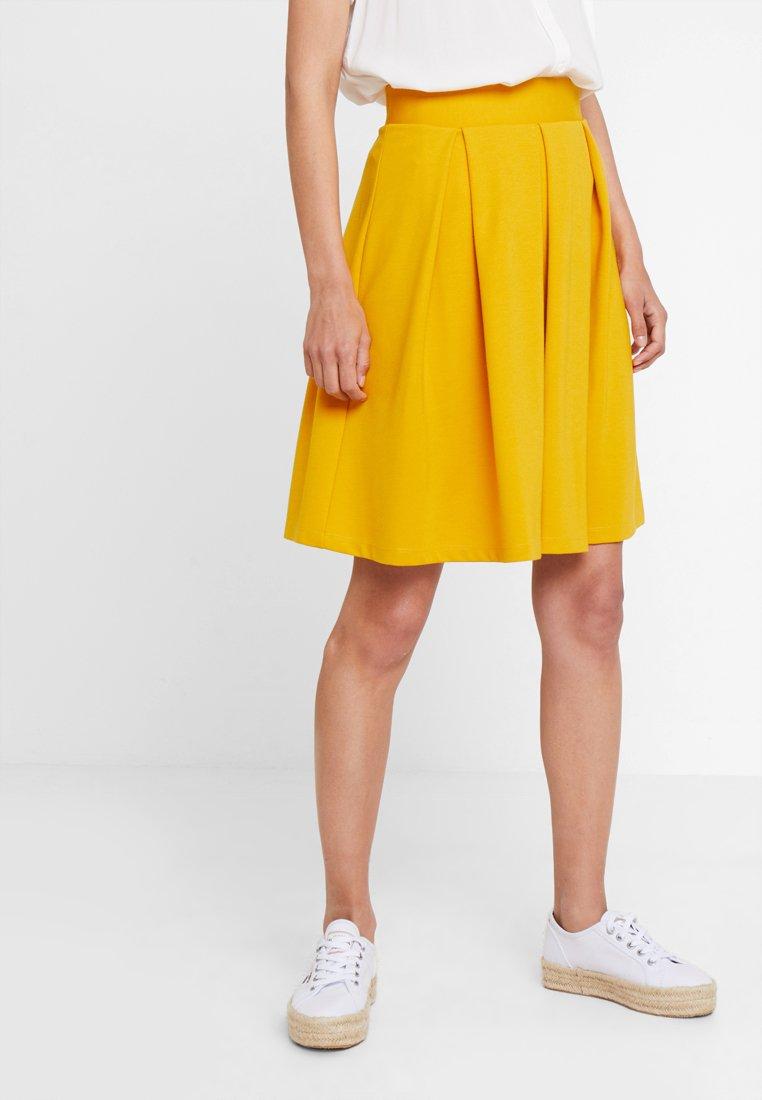 Anna Field - A-lijn rok - golden yellow