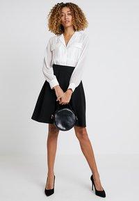 Anna Field - A-line skirt - black - 1
