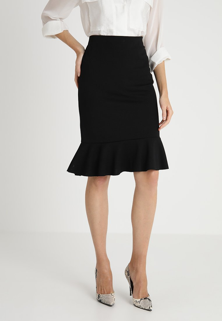 Anna Field - Pencil skirt - black